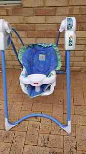 Baby swing Cloverdale Belmont Area Preview