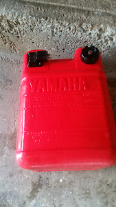 Fuel tank Yamaha with fuel line Stafford Heights Brisbane North West Preview