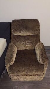 Recliner couch