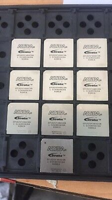 New Altera Fpga Stratix I 2132 Clbs 1846 Labs Pbga484 361 Io Field Gate Array