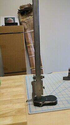 Starrett No. 255 12 Master Vernier Height Gage