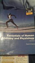 Essentials of Human Anatomy and Physiology Glenelg Holdfast Bay Preview