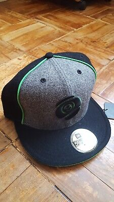 NOS Sector 9-Ball Classic Hat 59FIFTY New Era Skateboard Fitted 7 1/2 + -