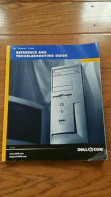 Dell Dimensions L Series Reference And Troubleshooting Guide Book Softcover