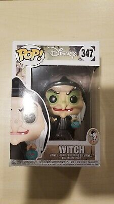 Snow White Witch (Funko Pop! Witch #347, Disney, Snow White and the Seven)