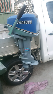 For sale is my 6hp evinrude runs good Rutherford Maitland Area Preview
