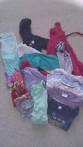 Size 4 Bulk Girl's Clothes Eatons Hill Pine Rivers Area Preview