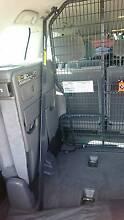 The worst ever Toyota Landcruiser 200 series cargo barrier Garbutt Townsville City Preview