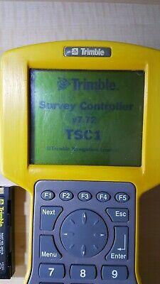 Trimble Tsc1 Software Version 7.72 For Gps Static Ppk And Rtk Survey