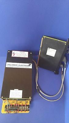 Reliance 803456-4T  Field Supply, +AutoMax Module 57412 and cables; a  Pull-Off