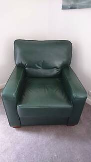 Moran Leather Chair