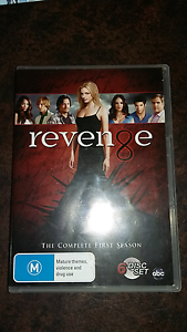 DVD Revenge Soldiers Point Port Stephens Area Preview