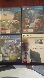 New ps4 games Hamersley Stirling Area Preview