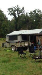 2014 Off Road Leisure Matters Camper Trailer