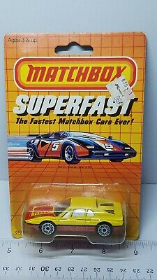 MATCHBOX SUPERFAST FERRARI 308 GTB NO. SF11