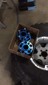Spider Trax wheel spacers