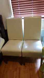 Dining chairs Greenacre Bankstown Area Preview