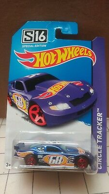 HOT WHEELS TOYS R US EXCLUSIVE EUROPEAN MAIL IN CIRCLE TRACKER S16 SPECIAL ED