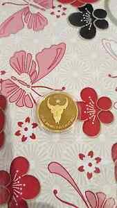 Collectable gold coin Murray Bridge Murray Bridge Area Preview