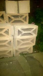 Concrete blocks 400mm x 190mm x 190mm - approx 120 off Unley Unley Area Preview