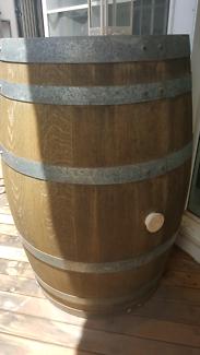 Wine Barrel - Large