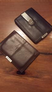 OROTON mens leather wallet set (2 piece) Beechboro Swan Area Preview