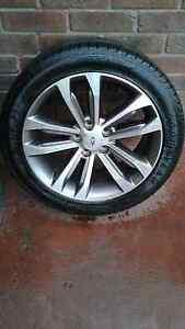 Ford BF xr6 rim and tyre Epping Whittlesea Area Preview