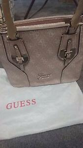 GENUINE Guess Shopper tote Arncliffe Rockdale Area Preview