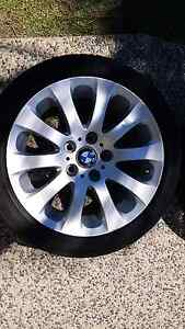 """17"""" BMW Wheels 5x120 Redcliffe Redcliffe Area Preview"""