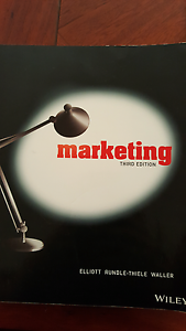 Marketing 3th Edition Wiley Doncaster Manningham Area Preview