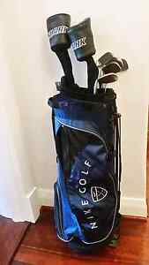 Golf clubs, bag and caddy North Perth Vincent Area Preview