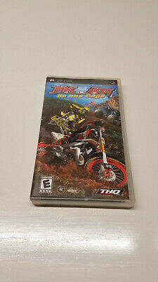 MX vs. ATV: On the Edge (Sony PSP, 2006)  tested and working