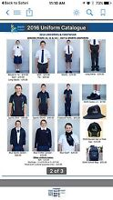 Southport high uniform boys Molendinar Gold Coast City Preview