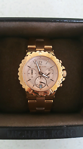 Michael Kors Rose Gold Ladies Watch *NEW* Cronulla Sutherland Area Preview