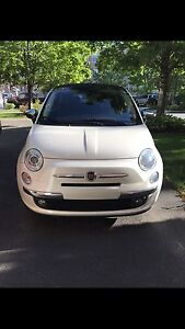 2014 Fiat 500C With Extended Warranty