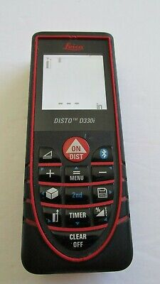 Leica Disto D330i Laser Distance Measure With Bluetooth