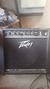 Peavey rage 158 guitar amplifier Brunswick Moreland Area Preview