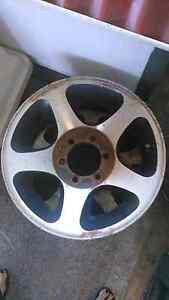 ROH trojan 16x8 rims x2 Carey Park Bunbury Area Preview