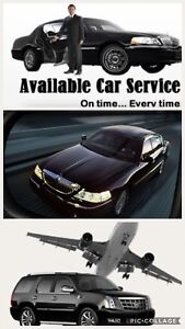 Airport service available suv 50$ ✈️✈️ 416-407-7355