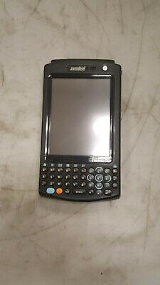 Motorola Symbol Mc5040 Pocket Pc Pda 1d Barcode Scanner Battery Case