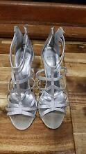 Size 8 Novo Silver Heels Cairns Cairns City Preview
