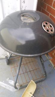 Barbecue   minimal used