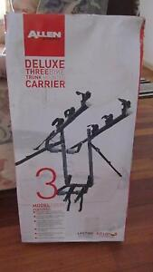 ALLEN SPORTS 103DN DELUXE 3 BIKE CARRIER Taree Greater Taree Area Preview