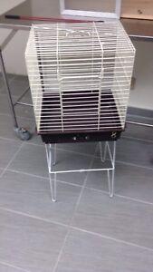 Cage pour perroquet de petite taille