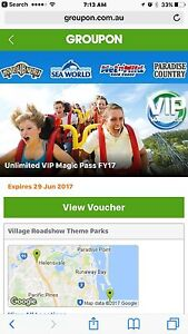 Unlimited VIP Magic pass Indooroopilly Brisbane South West Preview