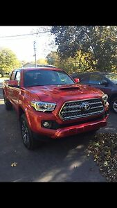 2016 Toyota Tacoma TRD sport best price for this truck in Canada