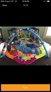 Baby Einstein Musical Ocean Playmat
