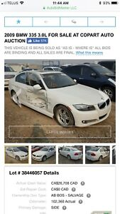 WANTED Bmw 335d