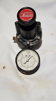 Fairchild Hiller Kendall Model 10 Pressure Regulator Max 500 P.s.i.