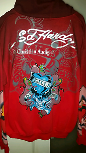 ED  HARDY /Christian Audigier Jacket Altona North Hobsons Bay Area Preview